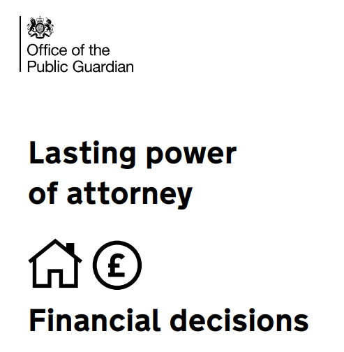 Make a Lasting Power of Attorney Finance with Duncan Turner Associates