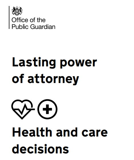 Make a Lasting Power of Attorney Health with Duncan Turner Associates